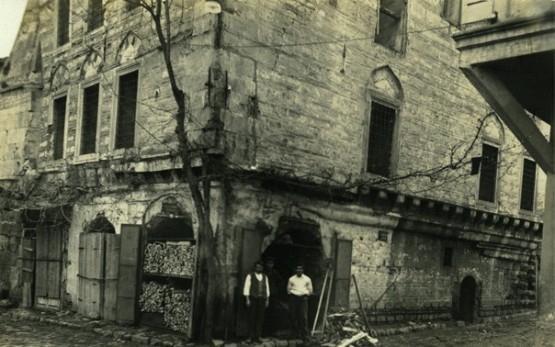 İSMAİLAĞA CAMİİ ESKİ RESİMLERİ (1950)