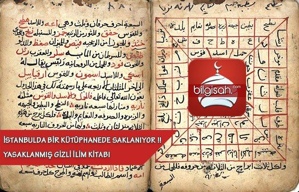 Bûnî Risâlesi (Yasaklanan Gizli ilim Kitabı)