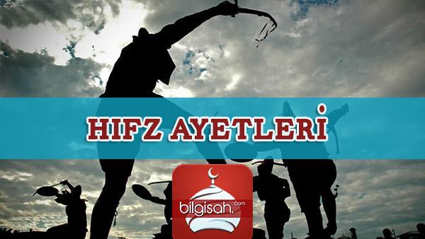 HIFZ AYETLERİ
