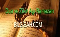 Ramazan Ayına Özel Zikir Etkinliğimiz