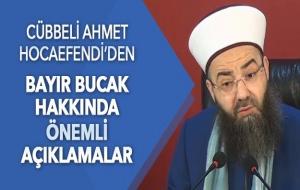 Türkmen bölgesi hakkında önemli açıklamalar